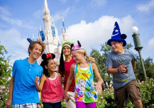 gic Kingdom Park © Disney