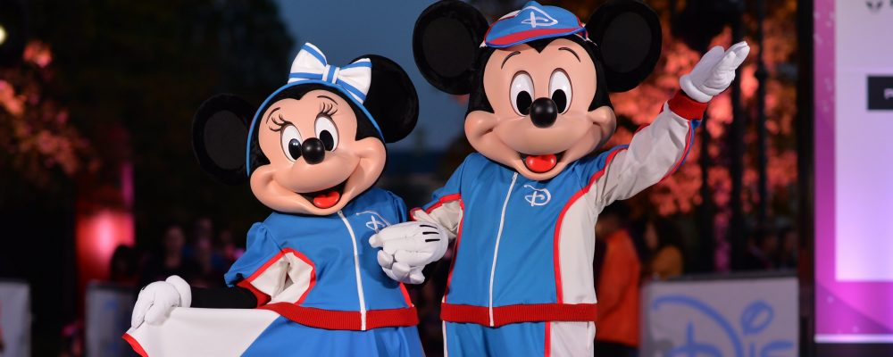 Minnie and Mickey Run Weekend Book Now