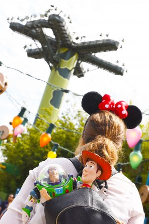 Disneyland® Walt Disney Studios Park Toy Story Playland