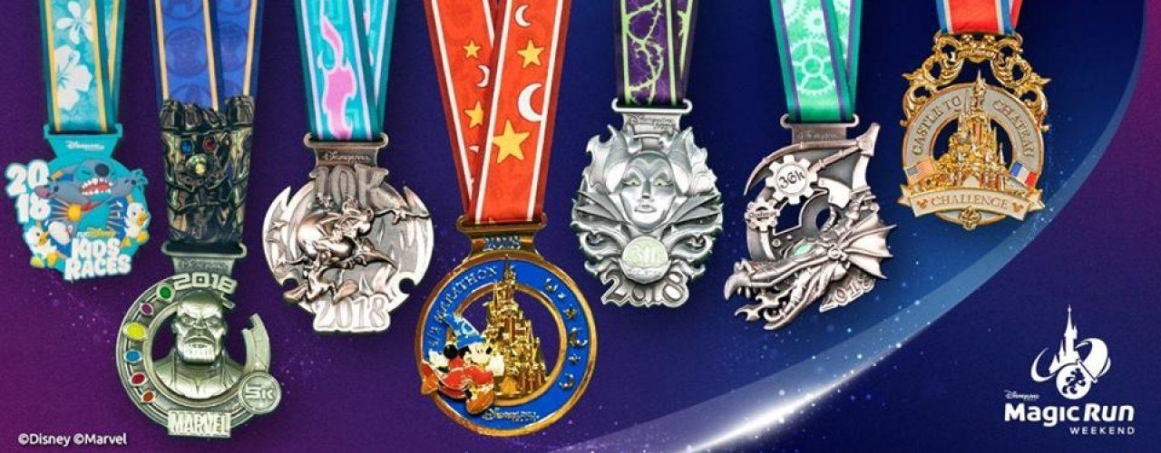 Disneyland Paris Run Weekend 2019 Disneyland Half Marathon 10k